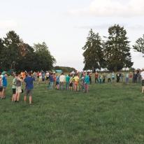 Kamp Merny 2017